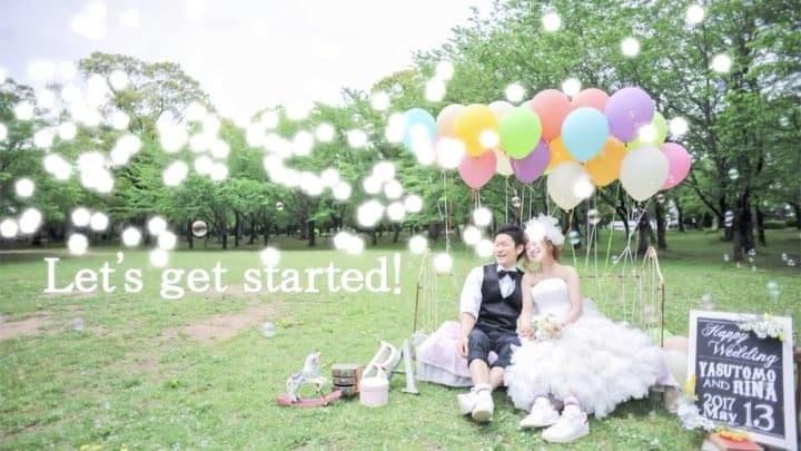 自作の結婚式オープニングムービー♪おすすめソフトと無料素材まとめのカバー写真