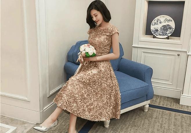 結婚式のお呼ばれドレス*NGマナーと年代別のコーデを紹介♡のカバー写真