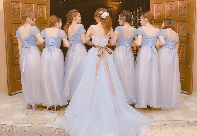 ブライズメイドドレスの選び方は?購入・レンタルできるドレスを紹介のカバー写真