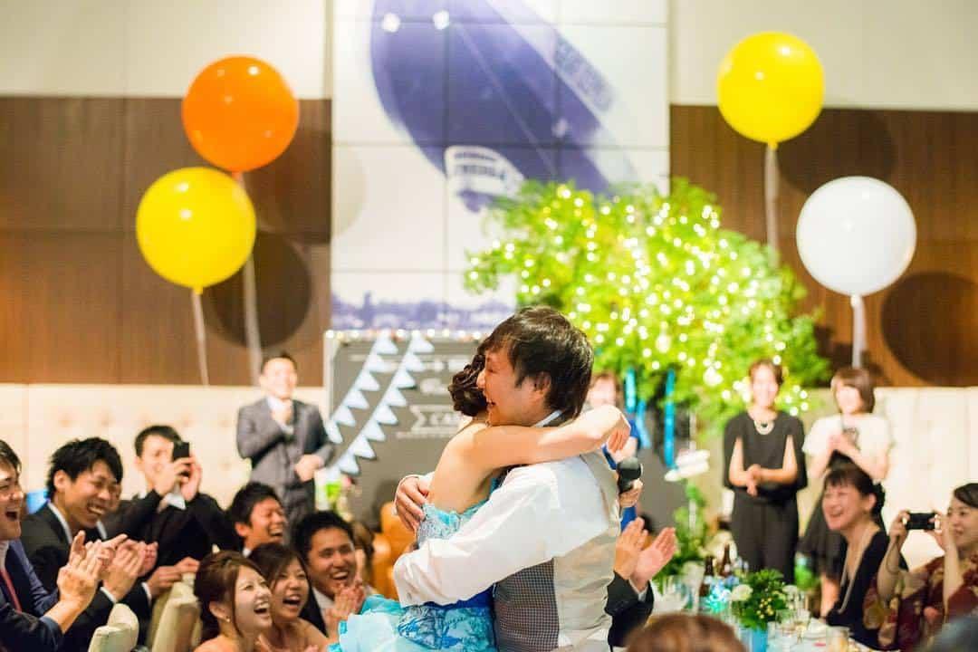 みんなで踊ろう♩結婚式でフラッシュモブを成功させるポイント☆のカバー写真 0.6666666666666666
