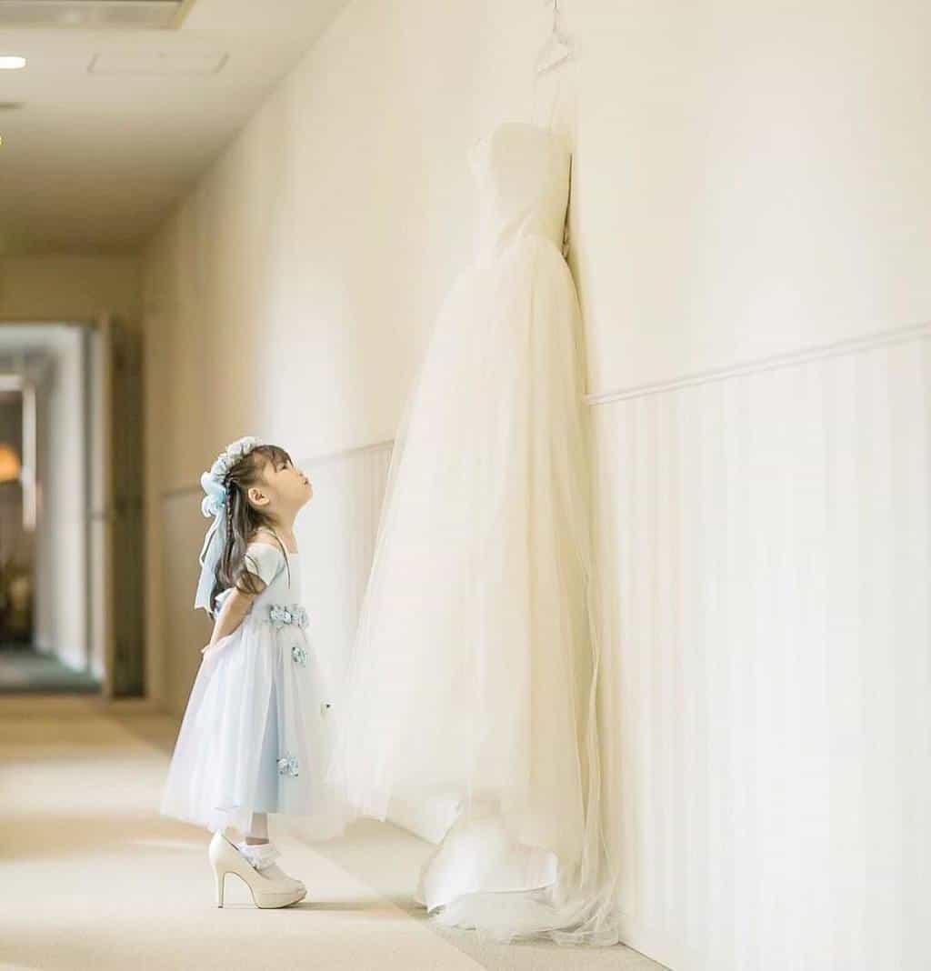 格安ウェディングドレスって?上手に活用して節約花嫁になろう♡のカバー写真