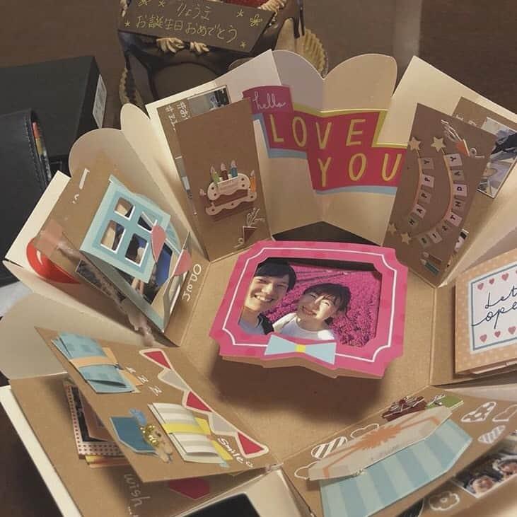 サプライズボックスで感動のプレゼントを!基本の作り方&仕掛けアイデアまとめのカバー写真 1
