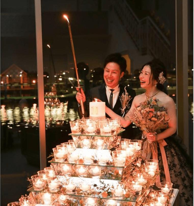 現代版♡キャンドルサービスとトレンドの演出集まとめのカバー写真