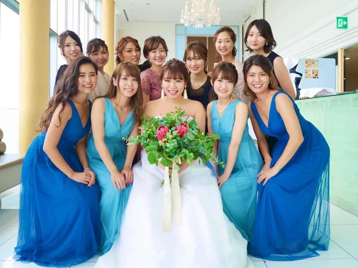 結婚式お呼ばれドレス♡NGマナーから年代別・シーン別おすすめドレスコーデ&ショップまで総まとめのカバー写真 0.75