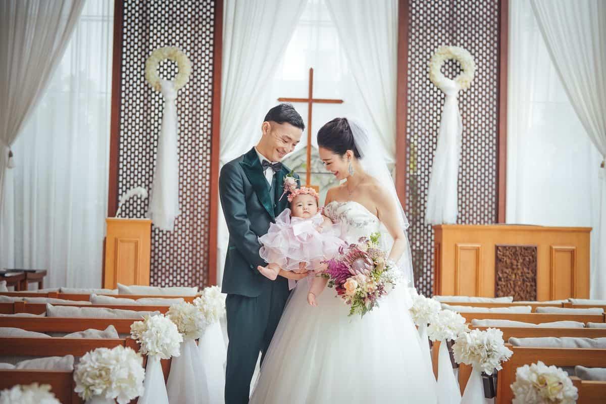 《授かり婚》結婚報告から新婚旅行までの段取りを紹介♡のカバー写真 0.6666666666666666