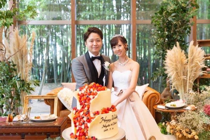 ケーキ入刀を盛り上げる♡おすすめの曲(BGM)まとめ*のカバー写真 0.6657142857142857