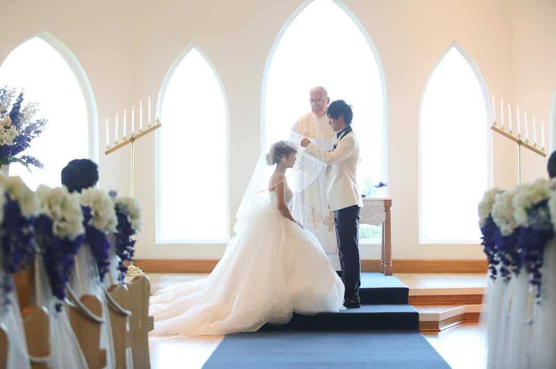 挙式のみの結婚式特集*当日の流れから予算相場まで情報が盛り沢山♡のカバー写真