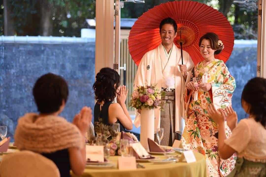 和装にぴったり!東京の人気《結婚式場》10選♡のカバー写真