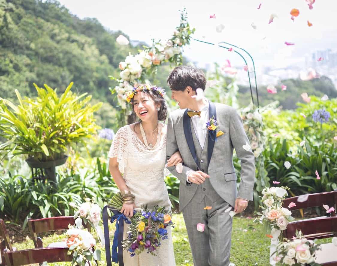 インスタジェニックな結婚式が叶う!ファーストウエディングの魅力♡のカバー写真 0.7911111111111111