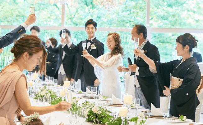 これで完璧 親族のみの結婚式 少人数婚 の準備 演出まとめ 結婚
