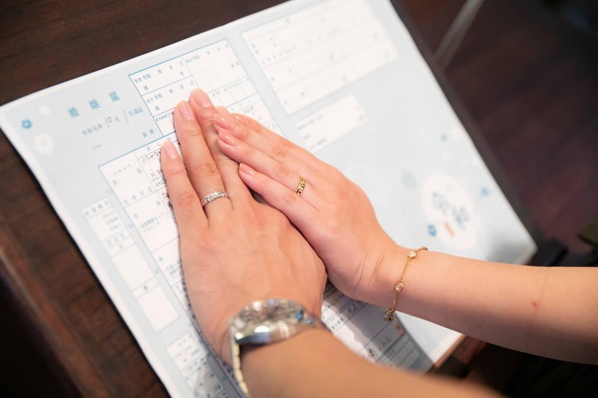 婚姻届を出すのに住民票は必要?入籍時の【住民票】の疑問を解決♡のカバー写真 0.6658333333333334