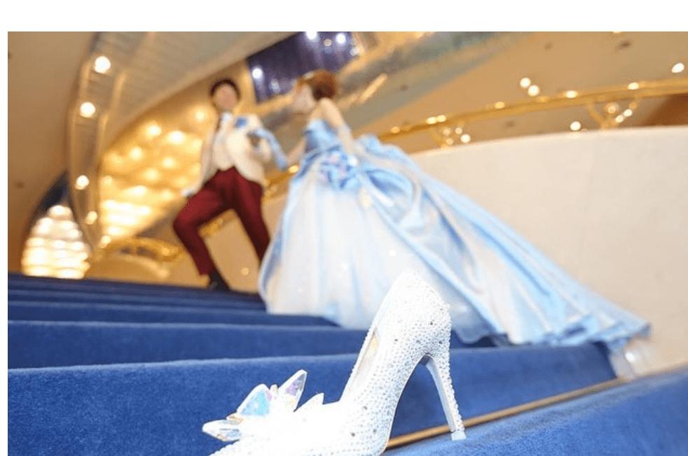 【シンデレラの日】にプロポーズ♡憧れのディズニー花嫁になろう**のカバー写真