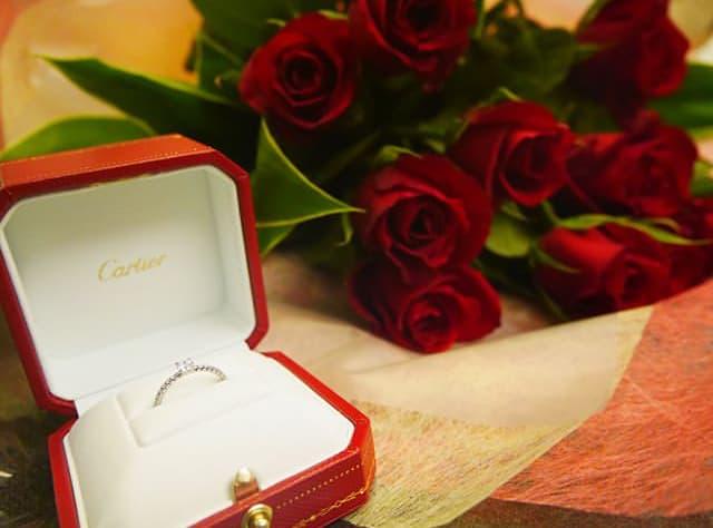 カルティエの結婚指輪♡新作について調査しました!のカバー写真