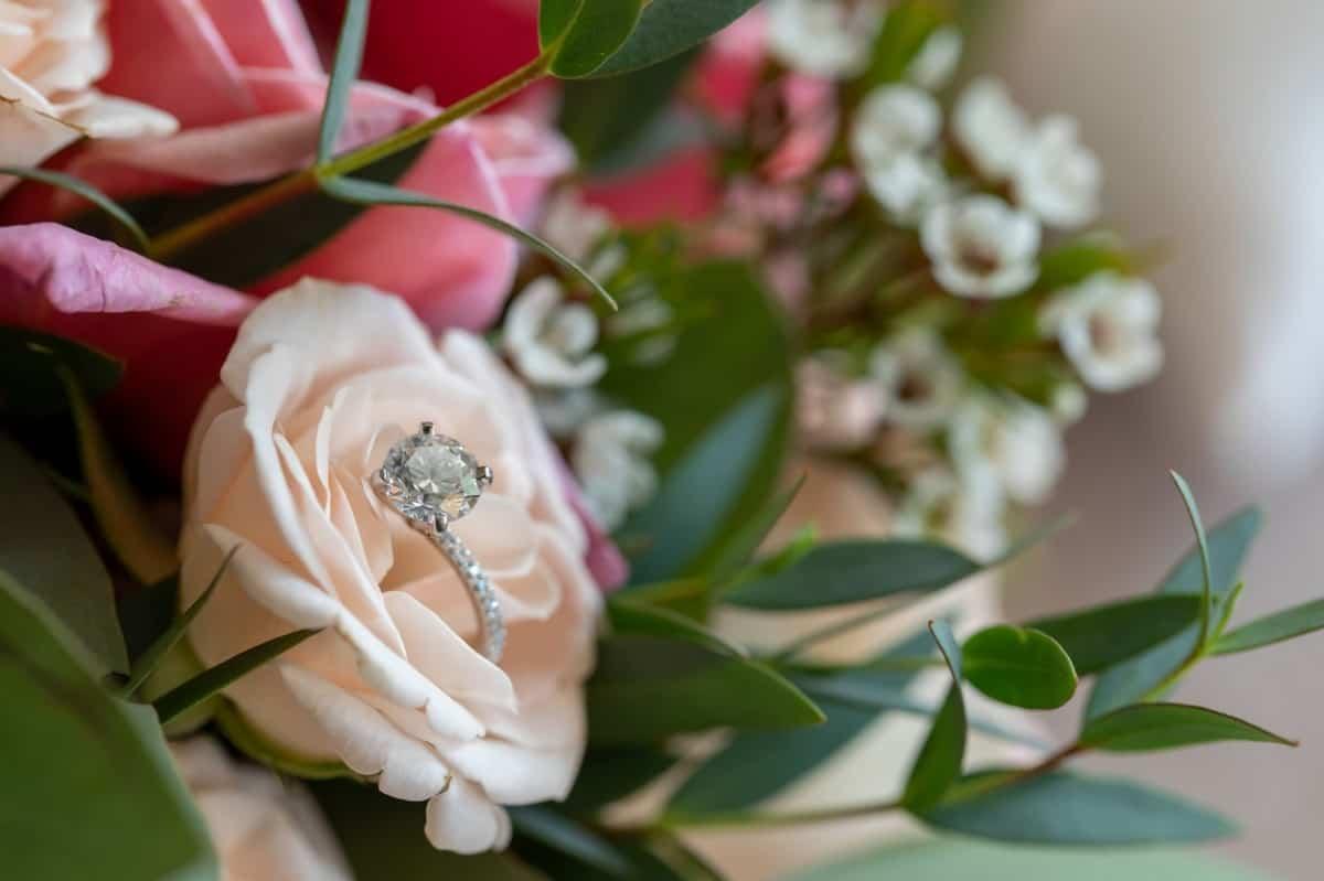 婚約指輪に最適なカラット数って?ダイヤモンドの基礎知識*のカバー写真
