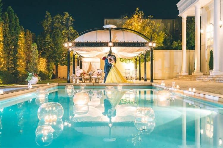 プール付きの会場だけの特権♡おしゃれなプール装飾アイディア15選のカバー写真 0.6666666666666666