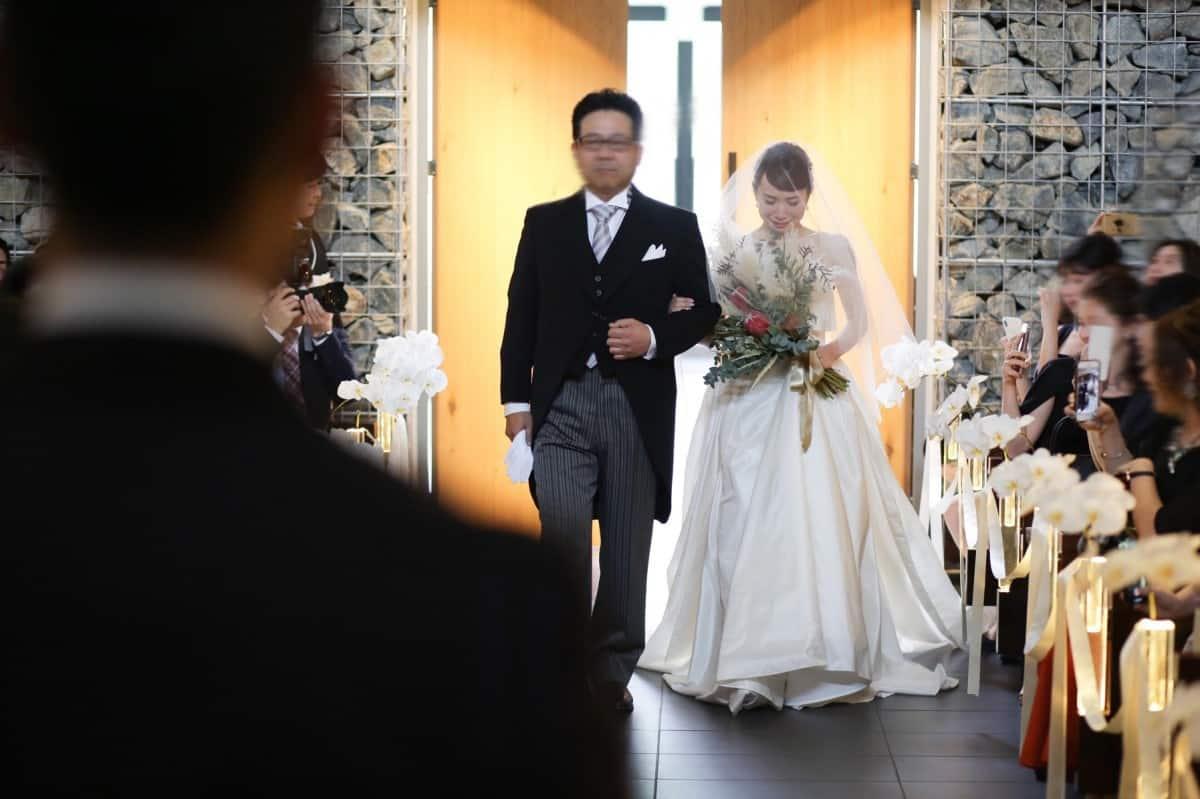 挙式のみの結婚式特集*当日の流れから予算相場まで情報が盛り沢山♡のカバー写真 0.6658333333333334