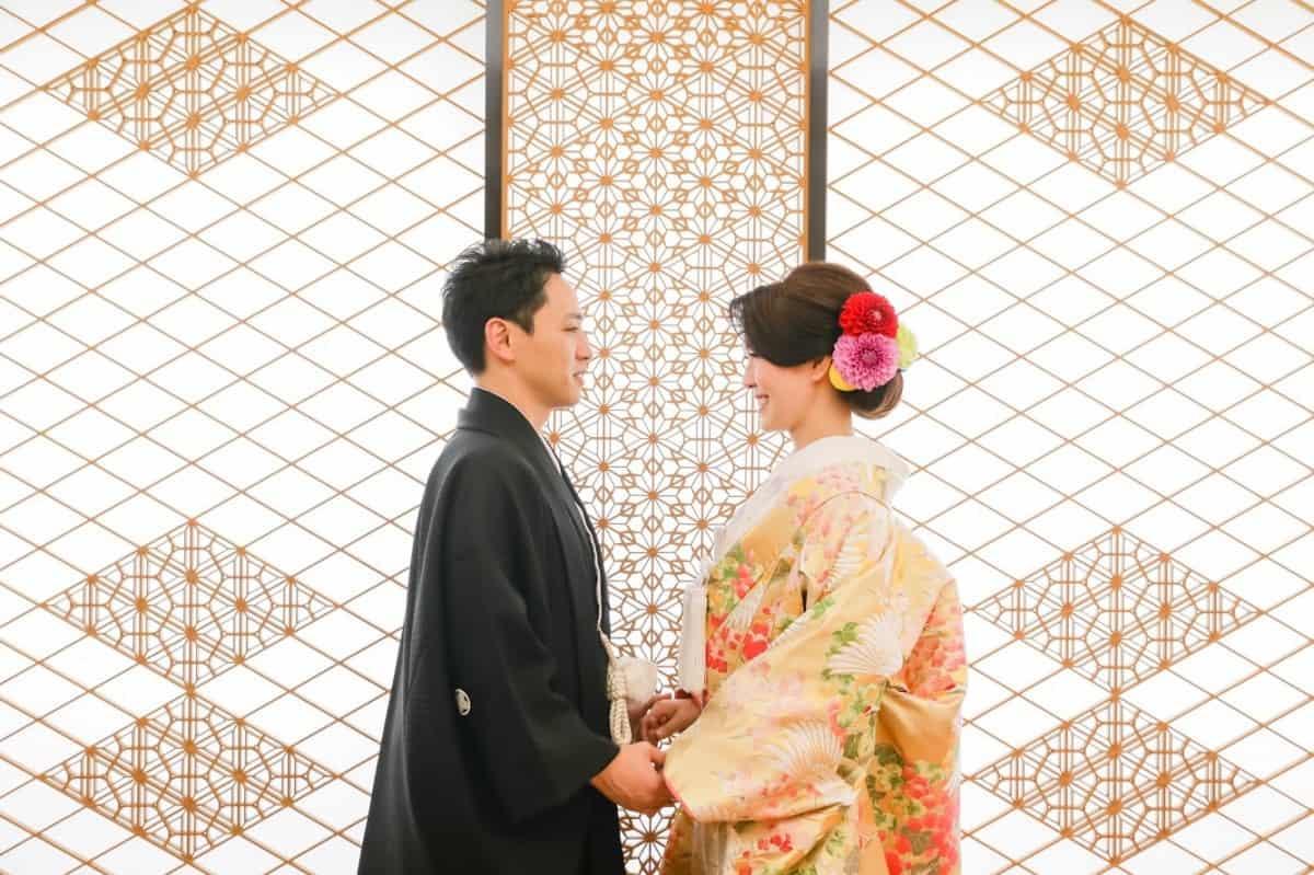 和装にぴったり!東京の人気《結婚式場》10選♡のカバー写真 0.6658333333333334