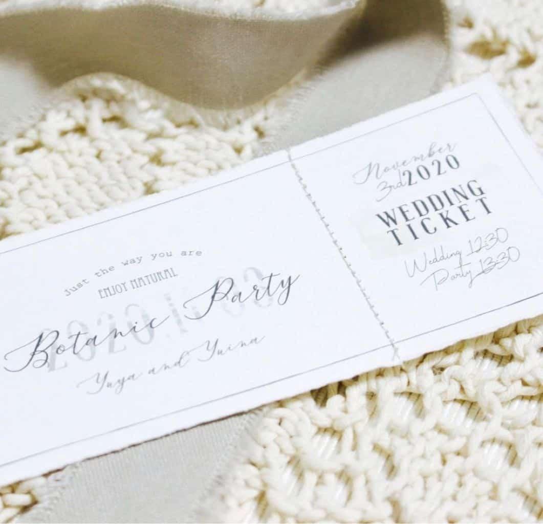 結婚式のゲストカード!気持ちが伝わる文例と書き方アイデアまとめ*のカバー写真 0.9651272384542884