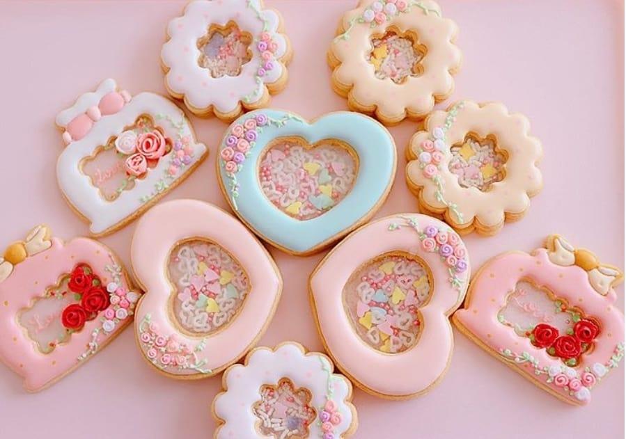 プチギフトにもおすすめ♡シャカシャカクッキーがかわいい**のカバー写真 0.7018909899888766