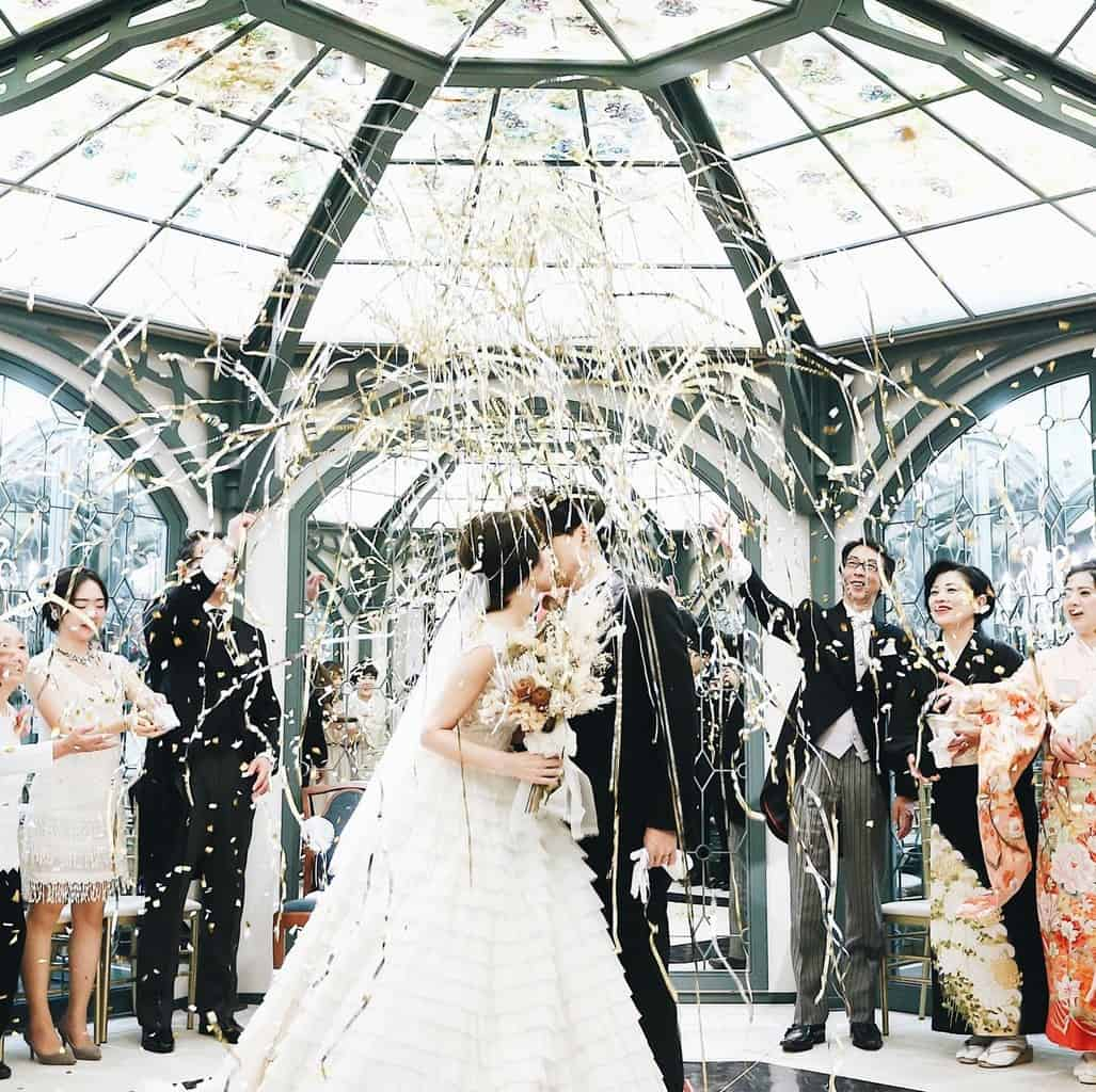 《北野ガーデン・アニバーサリーアン恵比寿など》人気のマイレポ花嫁さん特集♡のカバー写真 0.997078870496592