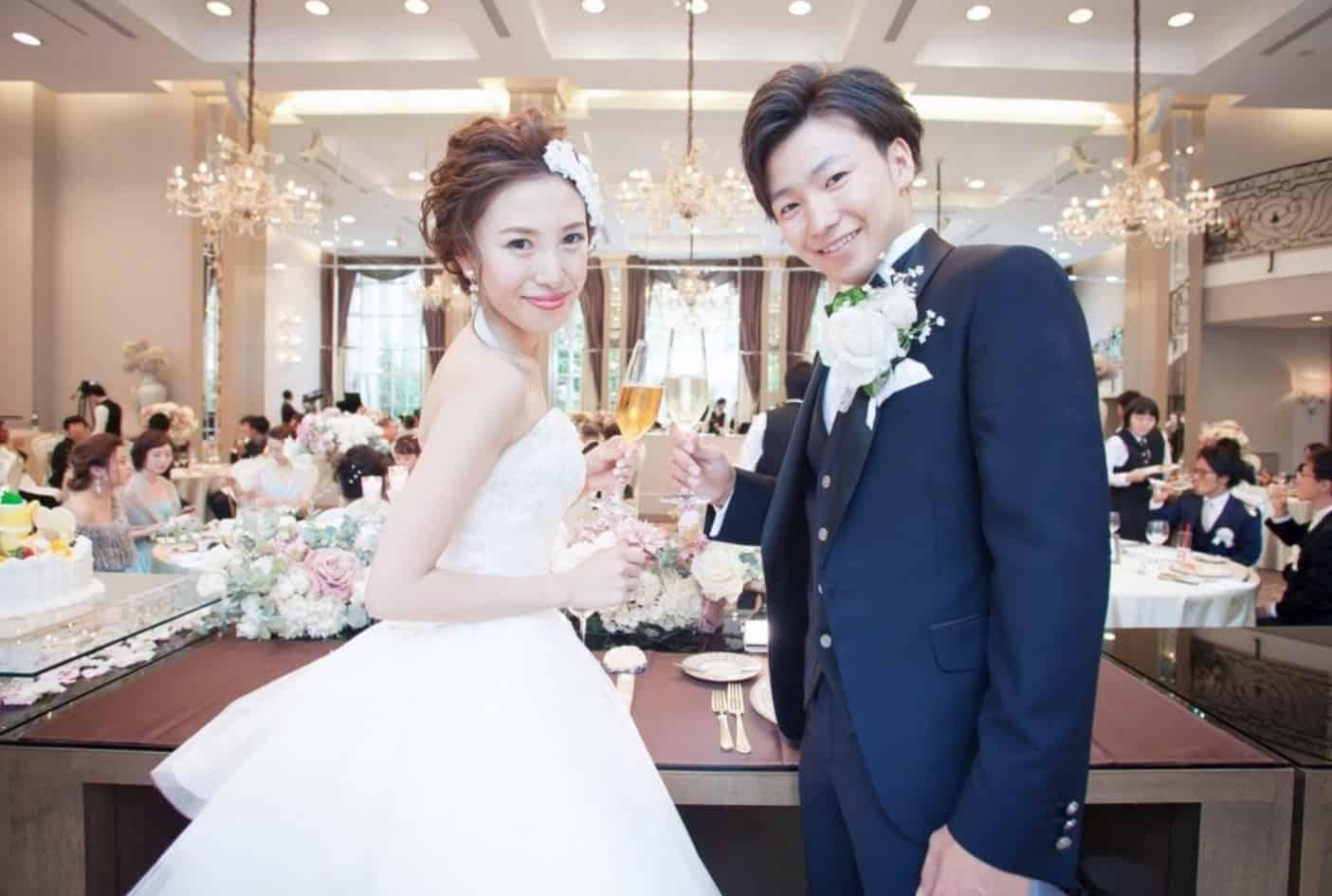 《BAYSIDE GEIHINKAN VERANDAなど》人気のマイレポ花嫁さん特集♡のカバー写真 0.6725978647686833