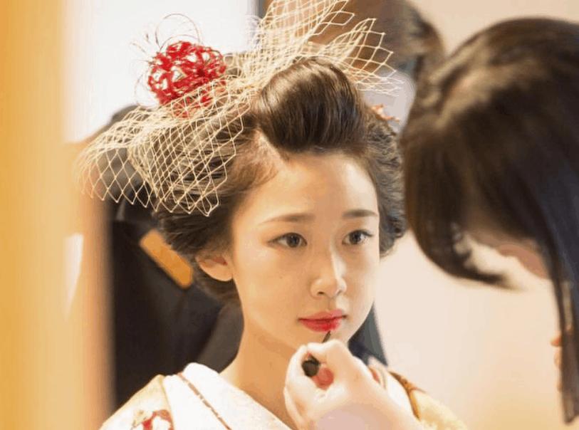 地毛結いが美しい『新日本髪』の花嫁さんヘア10選*和婚をもっと盛り上げたい♡のカバー写真 0.7429274292742928