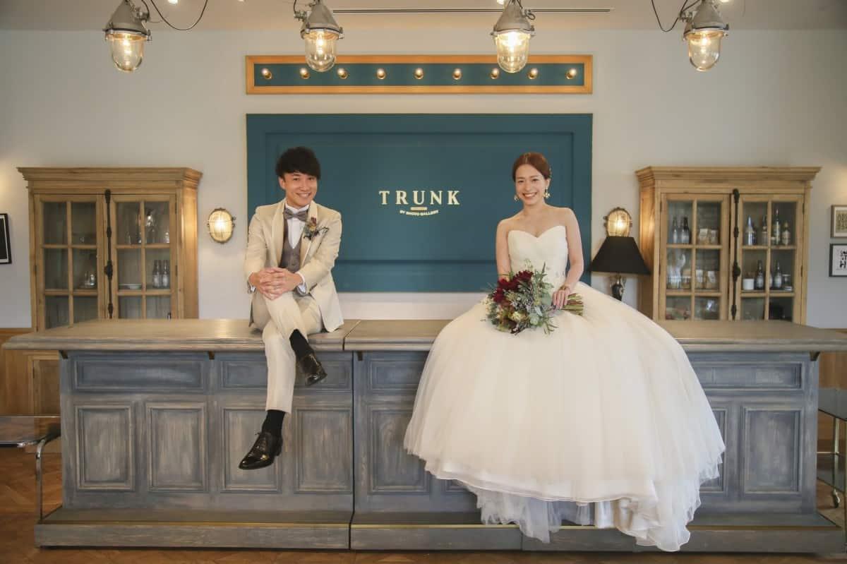 第2回【LIVE版*教えて花嫁さん】開催♡TRUNK花嫁に聞きたいこと募集します!のカバー写真 0.6658333333333334