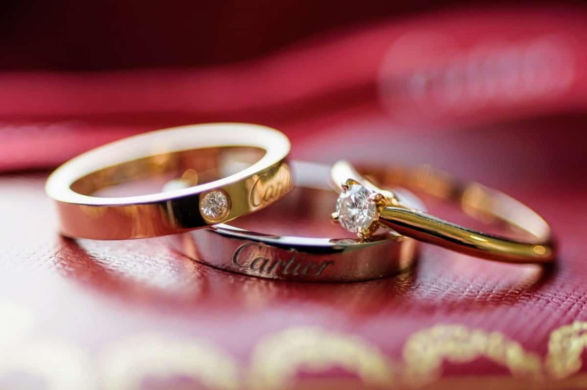 カルティエの婚約指輪で後悔?!先輩花嫁に独自調査しました*のカバー写真