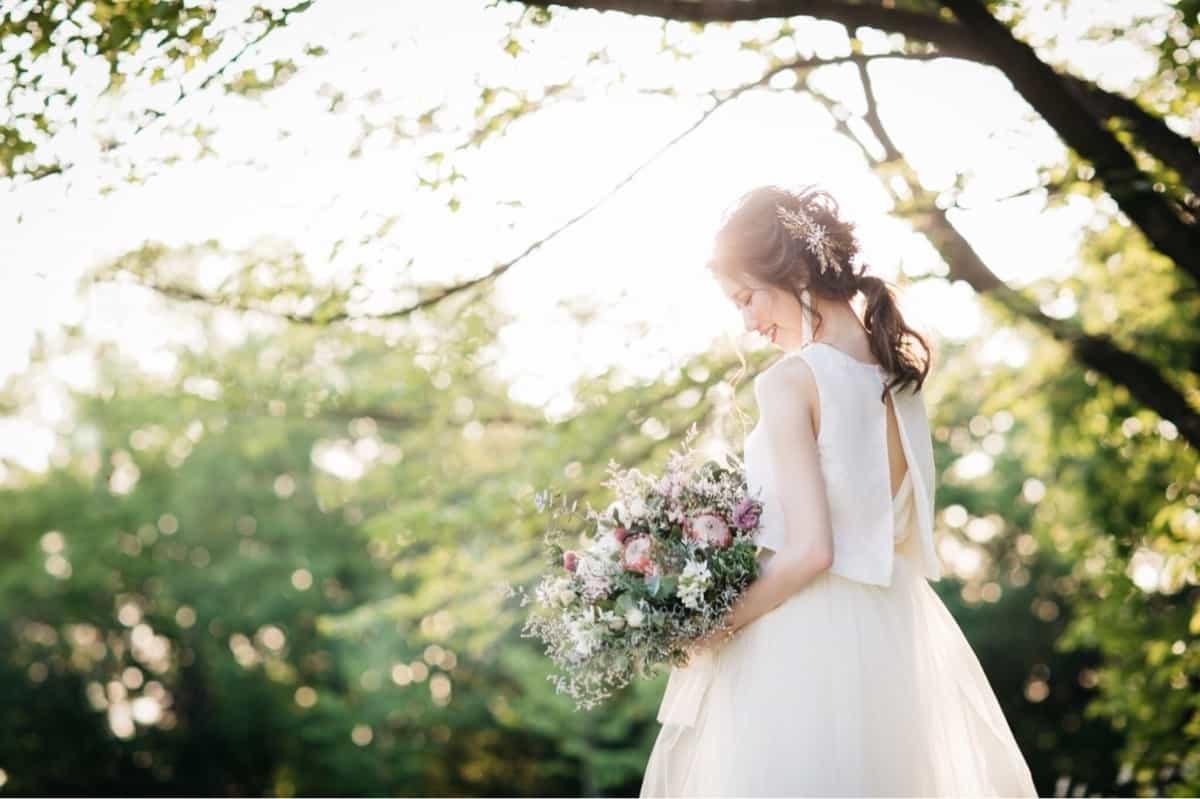名古屋花嫁に人気♡価格別比較・ウェディングドレスのレンタルショップ11選のカバー写真 0.6658333333333334