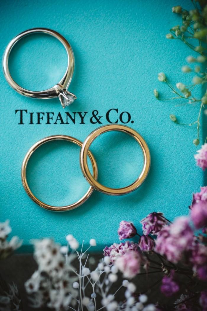 ティファニー の結婚指輪で後悔!?先輩花嫁に満足度をリアルに調査♡のカバー写真