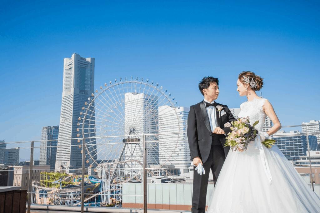 横浜花嫁に人気♡ウェディングドレスのレンタルショップ19選のカバー写真