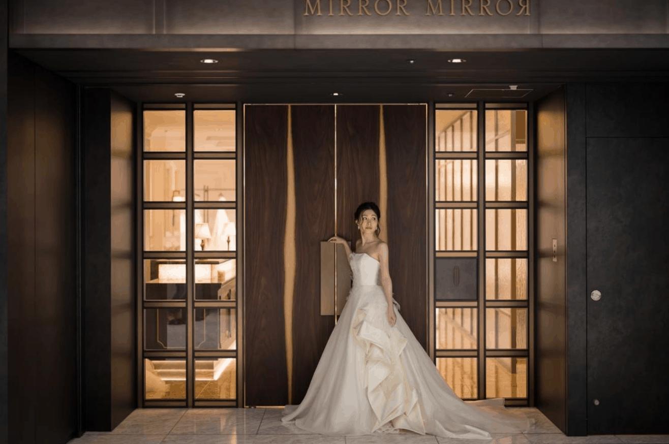 ドレス選びは人気のMIRROR MIRRORで♡10名の花嫁レポ紹介*゜のカバー写真 0.6641337386018237