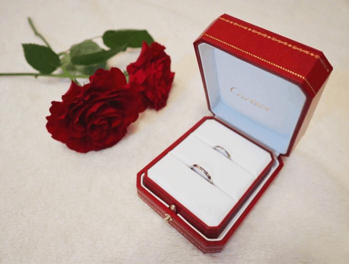 カルティエの結婚指輪探し♡完全保存版!基礎知識総まとめのカバー写真