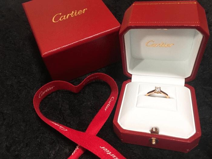 カルティエの婚約指輪探し♡完全保存版!基礎知識総まとめのカバー写真 0.75