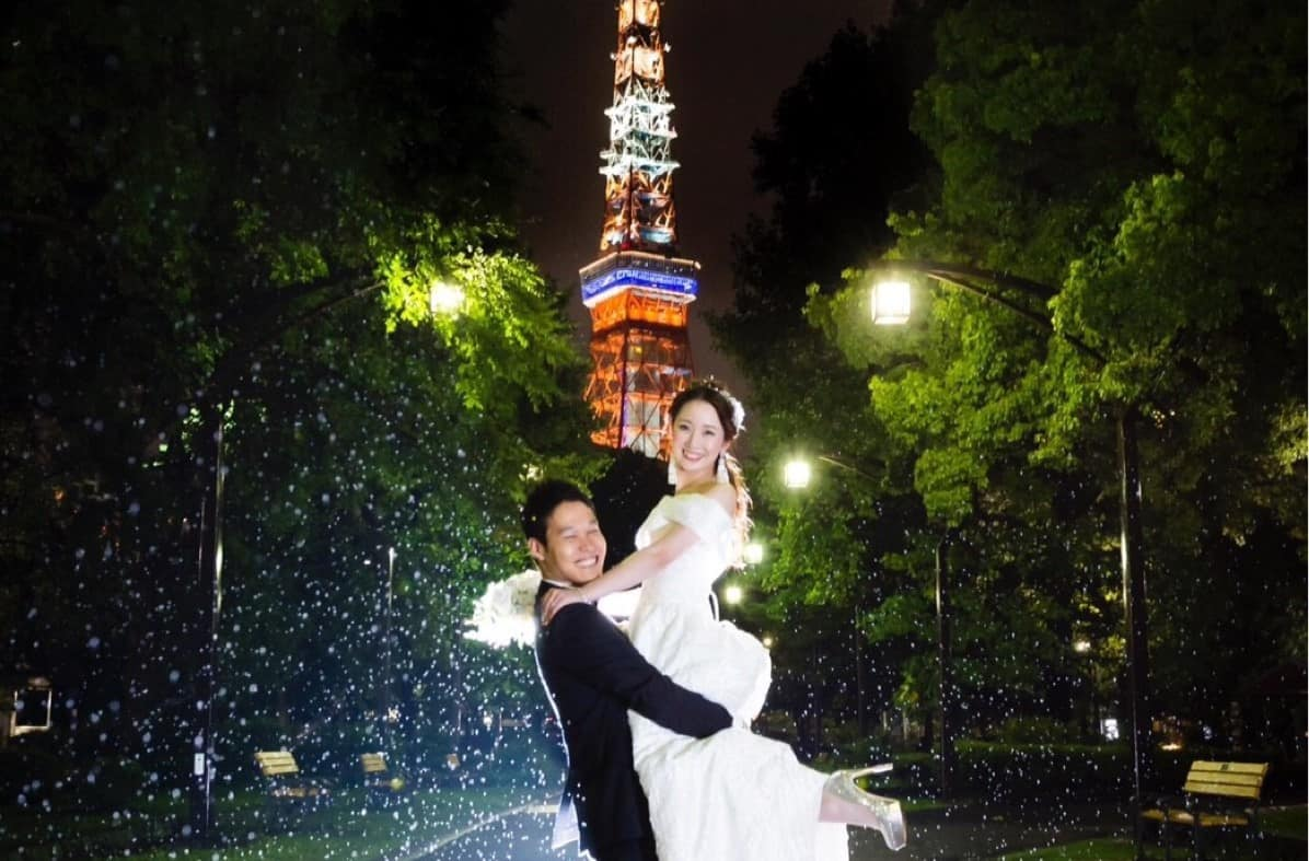 東京タワーでドラマチックに♡参考にしたいおすすめショット10選のカバー写真