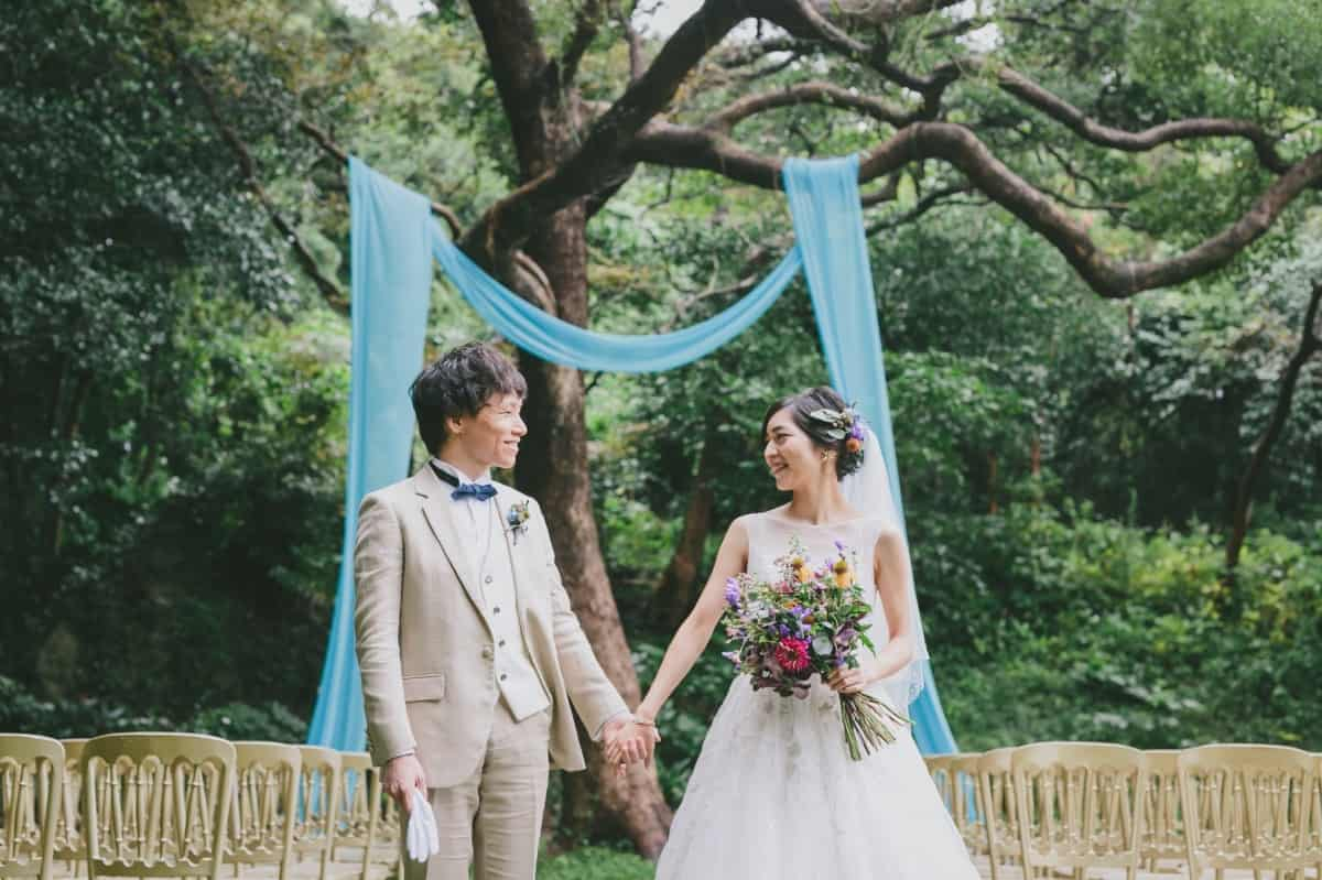 《パークハイアット東京・古我邸など》人気のマイレポ花嫁さん特集♡のカバー写真