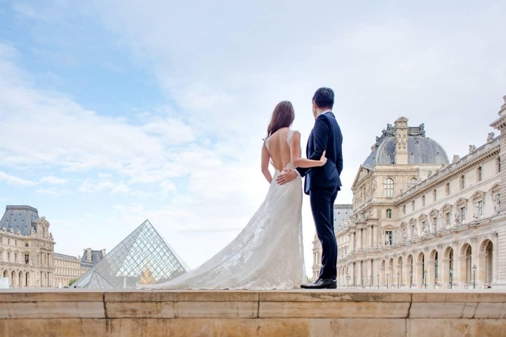 憧れのフランス(パリ)で絶対撮りたい♡前撮りフォトスポット8選のカバー写真 0.666015625