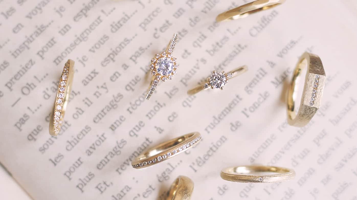 【体験レポ付き】7万円〜セミオーダーができる♡『ith / イズ』の指輪の魅力**のカバー写真 0.5601719197707736