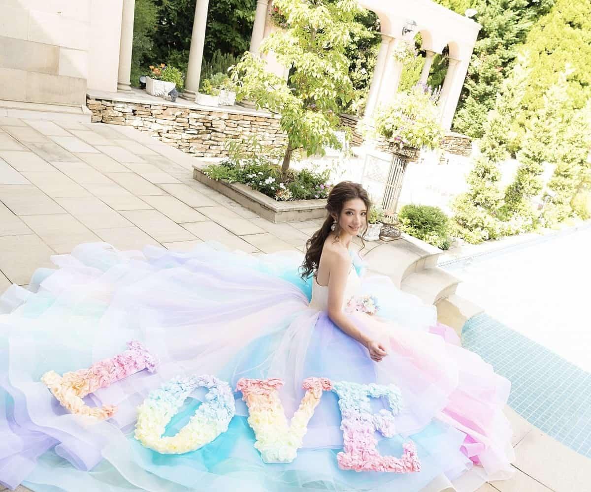 THE HANY(ザ ハニー)のウェディングドレスが人気♡先輩花嫁の実例9選のカバー写真