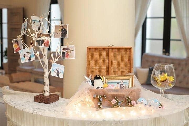 ニトリで見つけた!結婚式ウェルカムスペースに使いたいアイテム9選♡のカバー写真