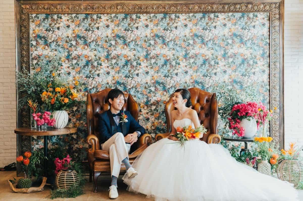 《代々木ビレッジ・グランドオリエンタルみなとみらい など》人気のマイレポ花嫁さん特集♡のカバー写真 0.6658333333333334