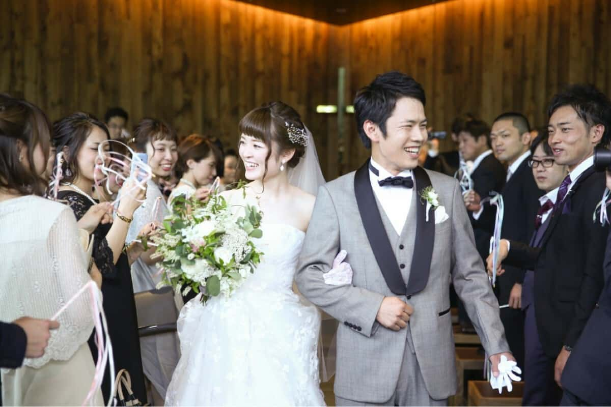 結婚式をTRUNK HOTELに決めた理由!迷った式場はどこ?wedding.yuccoさんにインタビュー♡゛のカバー写真 0.6666666666666666