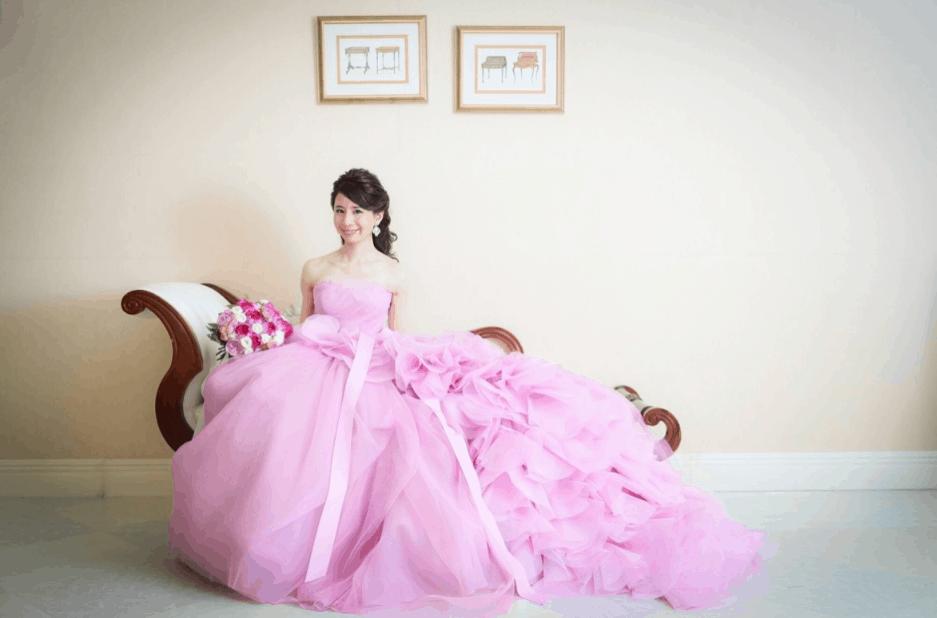 プレ花嫁の間でも大人気♡パーソナルカラー診断ってどうなの?のカバー写真 0.6595517609391676