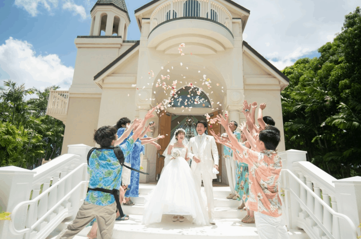 ハワイ結婚式を格安に挙げる3つのポイントのカバー写真 0.6634746922024624