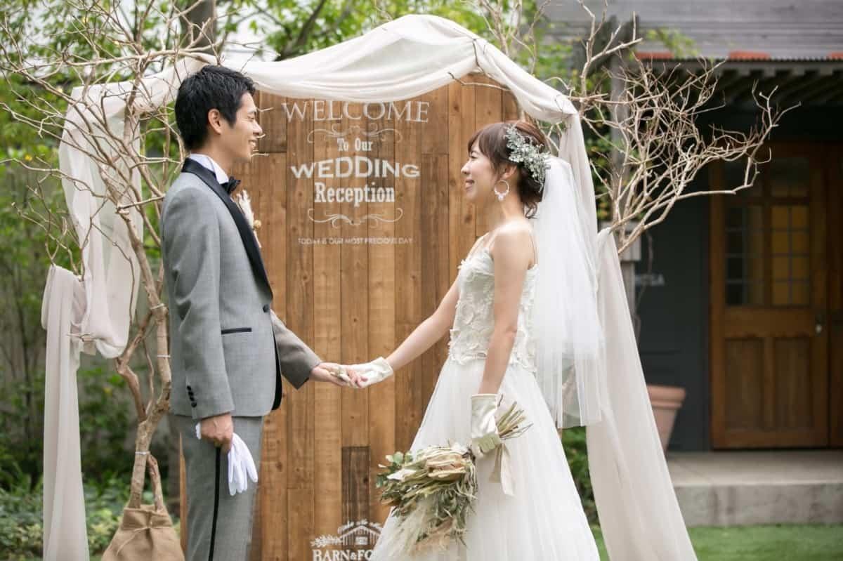 結婚式をBARN&FOREST148に決めた理由!迷った式場はどこ?az.wdg113さんにインタビュー♡のカバー写真