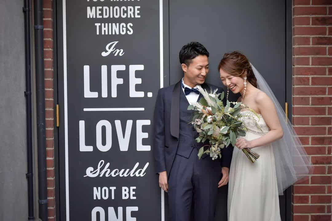結婚式場をBAYSIDE GEIHINKAN VERANDAに決めた理由!迷った式場はどこ?sy_wedding_0113さんにインタビュー♡のカバー写真 0.6666666666666666