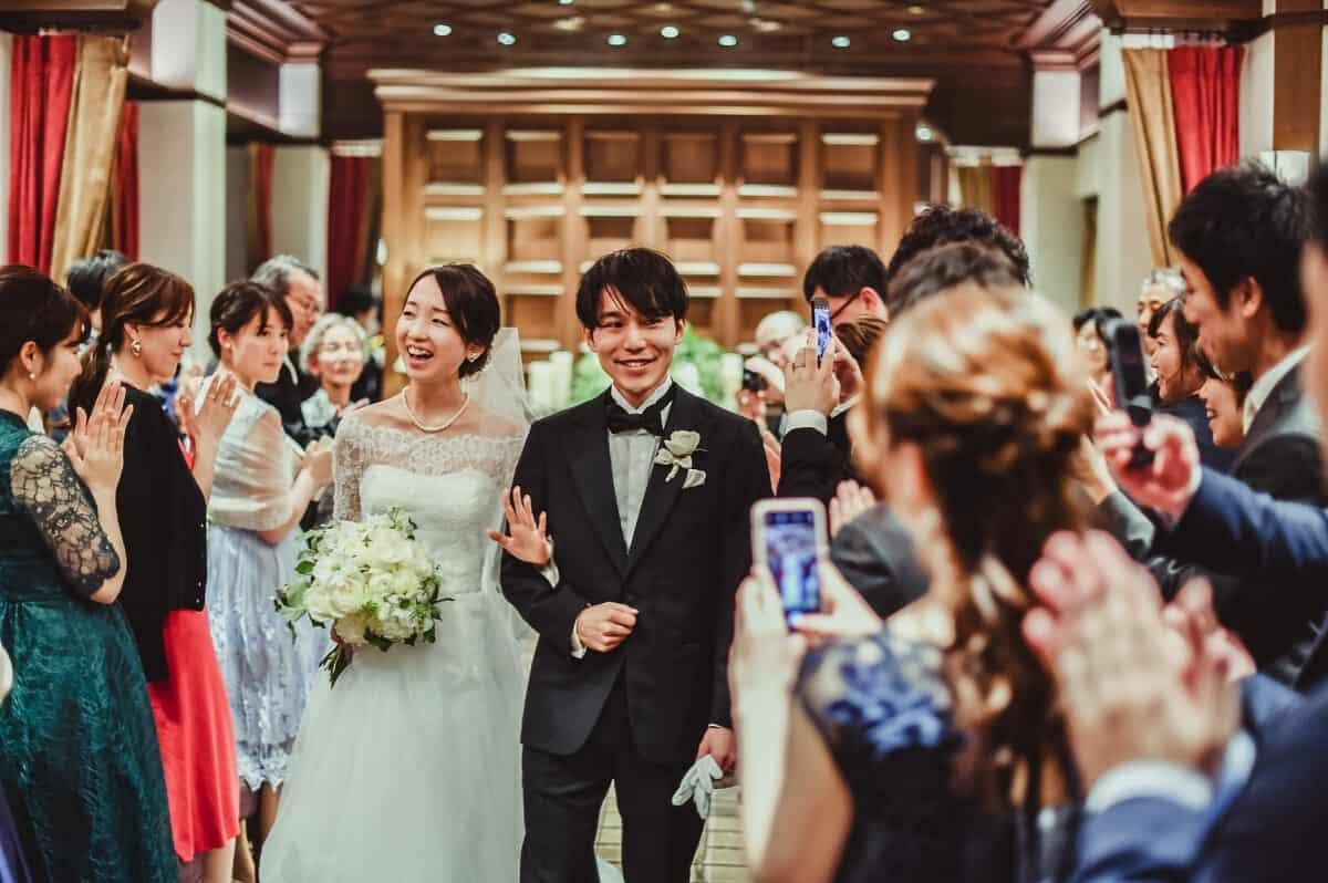 結婚式を赤坂プリンス クラシックハウスに決めた理由!迷った式場はどこ?rinapan_weddingさんにインタビュー♡のカバー写真