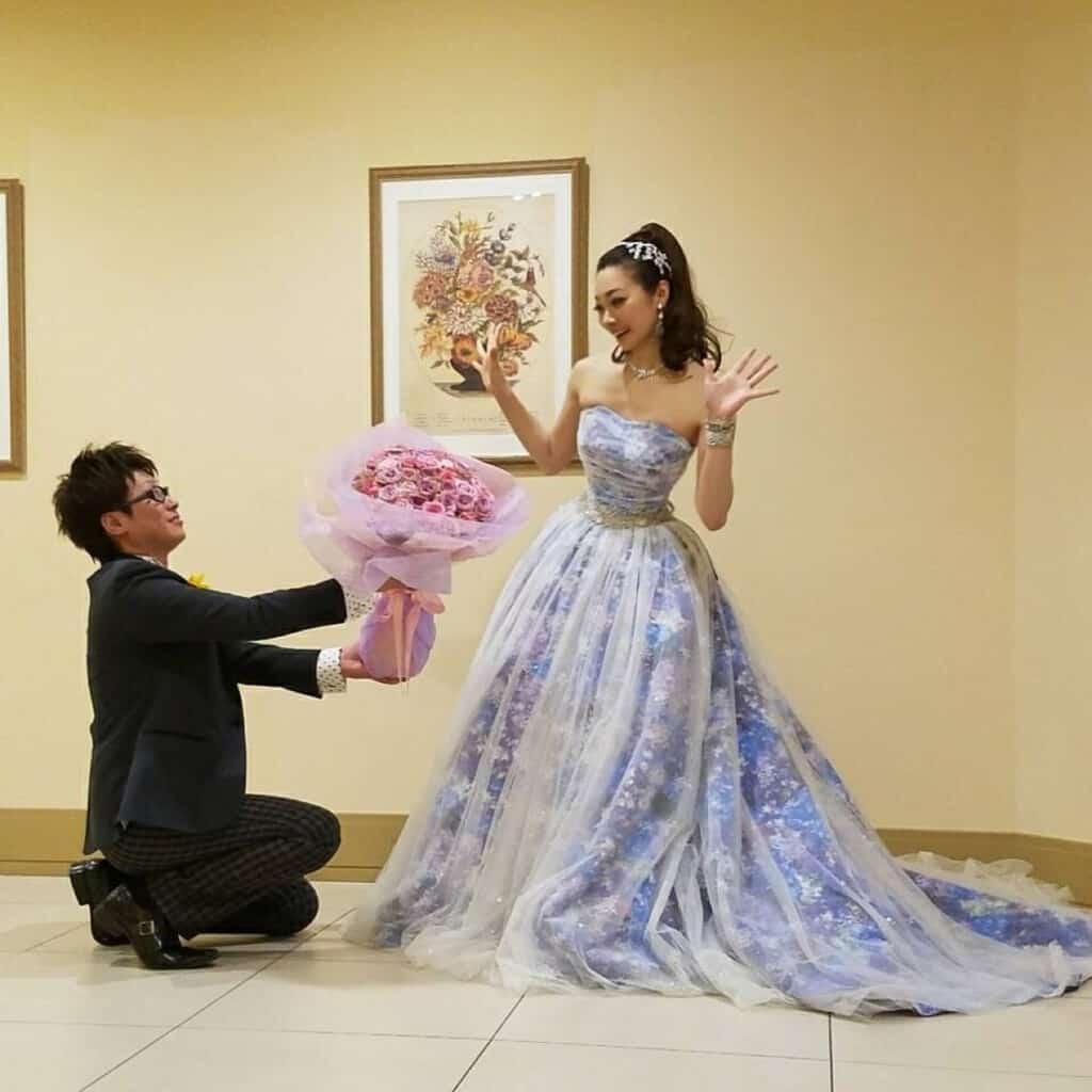 結婚式をアニヴェルセル豊洲に決めた理由!迷った式場はどこ?maru.wd520さんにインタビュー♡のカバー写真 1