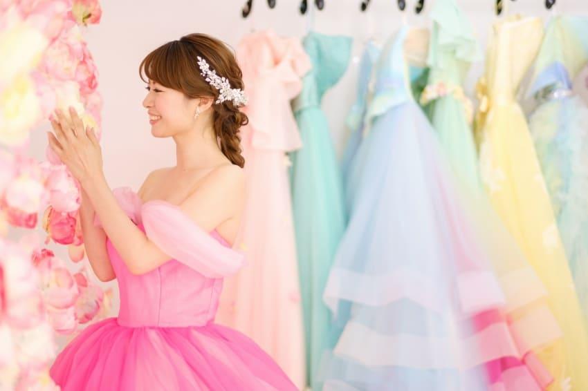 【6万円~】新作ドレスがオーダーメイドできる♡ココメロディをチェック!のカバー写真