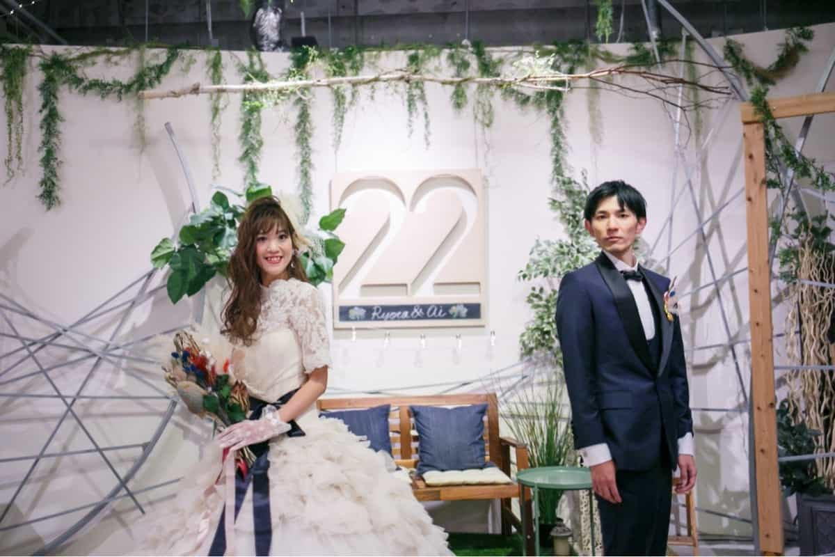 結婚式場をCAFE&WEDDING 22に決めた理由!迷った式場はどこ?meme0206さんにインタビュー♡のカバー写真